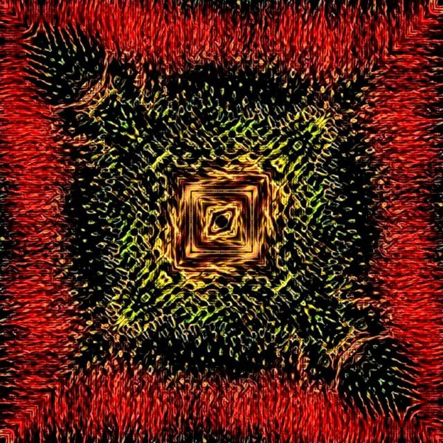God's Eye Sunflower