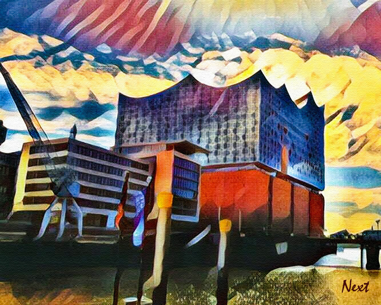 Elbphilharmonie, Hamburg Germany